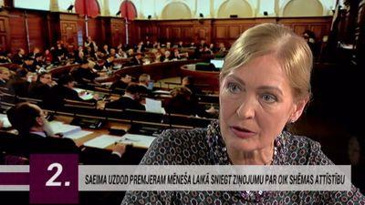 I.Rībena: OIK reforma ir viena no lielākajām afērām Latvijas otrās brīvvalsts laikā