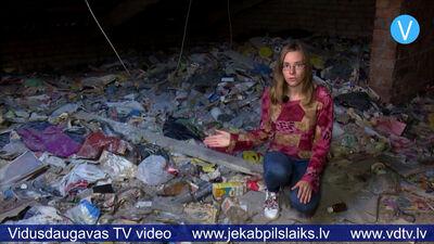 Bēniņos atkritumu izgāztuve
