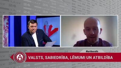 Šuvajevs: Pēdējos 30 gadus Latvijā pie varas ideoloģiski ir bijusi viena partija