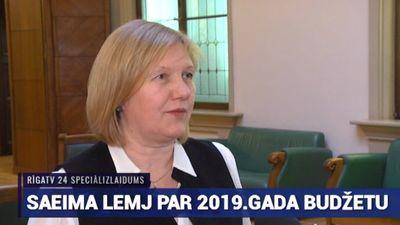 Speciālizlaidums: Saeima lemj par 2019. gada valsts budžetu 8. daļa