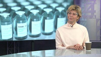 Čakša: Mūsu intuīcija nav nostrādājusi, uz kurām vakcīnām likt galvenos uzsvarus