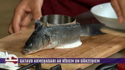 Ieskaties, kā atjautīgi un vizuāli pievilcīgi sagatavot un pasniegt zivi!