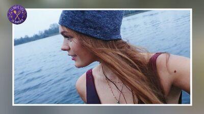 Kā Madara Kiviča sāka peldēties ziemā?