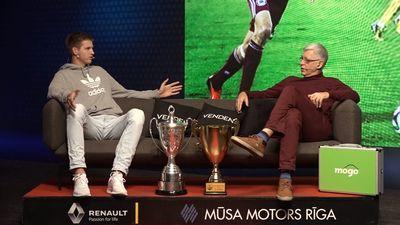 Vai futbola sabiedrība attīstās? Atbild Elvis Stuglis