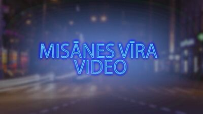 Tvitersāga: Misānes vīra video