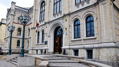 Rajevskis: LU ir Latvijas augstākās izglītības seja, kas šobrīd neizskatās labi
