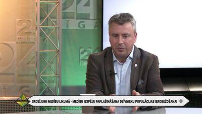 Jānis Baumanis: Ir virkne sīku precizējumu, kurus sabiedrība nemana