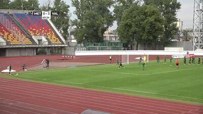 Optibet futbola virslīga: FK Metta - Valmiera FC. Spēles ieraksts
