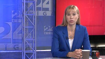 Gulbe: Lietuvā ekonomika ir dzīvāka. Mums viss ir diezgan noslēgts un dārgāks