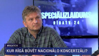 Speciālizlaidums: Kur Rīgā būvēt Nacionālo koncertzāli? 2. daļa