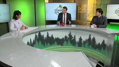 Latvijas Kokrūpniecības federācijas izpilddirektors stāsta kur tiek eksportēta nozares produkcija