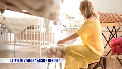 """Latviešu zīmols """"Zachee Design"""""""