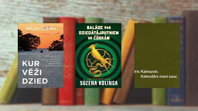Grāmatas, ko iesaka Daina Ozoliņa