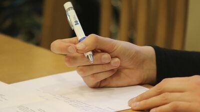 Ašeradens: Eksāmenu organizēšanas process ir bijis adekvāts