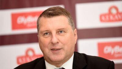 Viedoklis: Vējoņa ievēlēšana ir milzīga uzvara Latvijas Basketbola savienībai