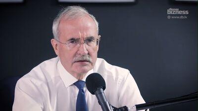 Rāviņš par Jelgavas sociāldemogrāfisko stāvokli