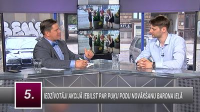 26.06.2019 Ziņu top 5