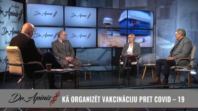 Medicīnas personāla atalgojums, veicot vakcināciju pret Covid-19