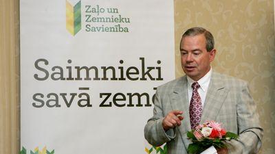 """Strīķe: """"ZZS ir Lemberga mafiozā grupējuma politiskais spārns!"""""""