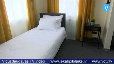 Jēkabpilī darbu sāk jauna viesnīca