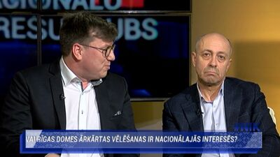 Kossovičs: Neticu, ka 10 gadus nezināja par notiekošo RD.. Atbild Burovs
