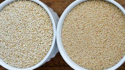 Kvinoja un amarants - vērtīgie svešzemnieki!