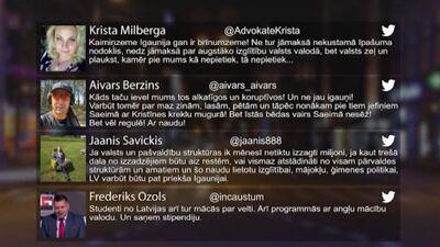 Tvitersāga: Brīnumzeme Igaunija!