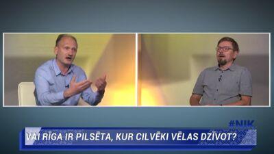 Diskusija: Vai iebraucēji ir tie, kas veido korupciju Rīgā?