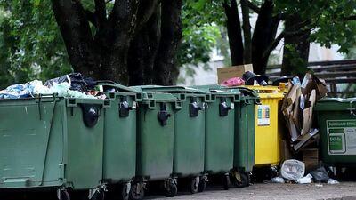 Diskusija par Rīgā valdošo atkritumu apsaimniekošanas krīzi