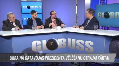 Stadions ir īstā vieta debatēm, tā Liepiņš par Ukrainas prezidenta vēlēšanām
