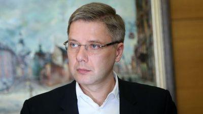 Ušakovs tiesai prasīs izvērtēt Pūces kriminālatbildību. Komentē Ašeradens