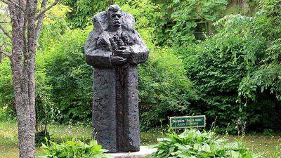 Ērgļi - latviešu literātu iedvesmas vieta