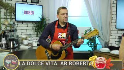14.09.2017 La Dolce Vita. Ar Roberto 2. daļa