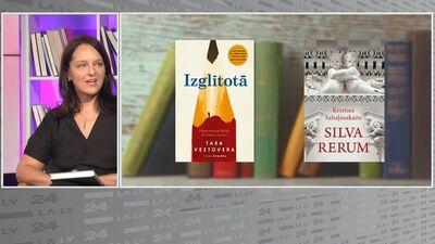 Grāmatas, ko iesaka Aīda Rancāne un Gunta Siliņa-Jasjukeviča