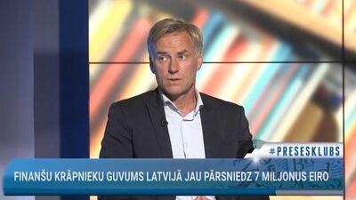 Gulbis: Latvijas kibernozieguma nodaļas attīstība ļoti atpaliek no Eiropas