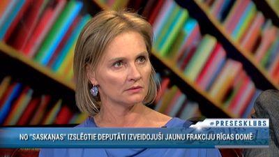 Broka: Saprātīgākais risinājums - atlaist Rīgas domi