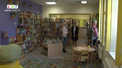 Balvu Centrālā bibliotēka iedzīvotājiem piedāvā plašas iespējas