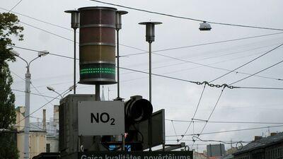 Gaisa kvalitāti Rīgā var uzlabot arī nepaaugstinot nodokļus, pauž Latkovskis