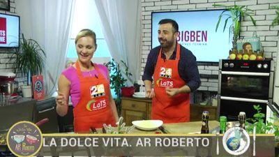 24.08.2017 La Dolce Vita. Ar Roberto 2. daļa