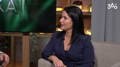 Antra Stafecka par savu pieredzi TV šovos