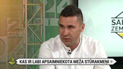 Kristaps Ceplis: Ja neko nedarīsim ar zemi, mums noteikti būs mēžs, tas ir laika jautājums