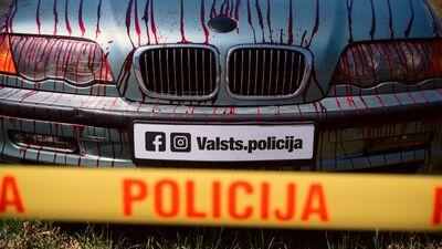 Policija un CSDD ar skarbu video šogad cīnīsies pret agresīvu braukšanu
