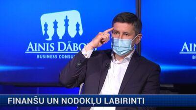 Dombrovskis: Latvijas finanšu sistēmā iestājušies baiļu laiki