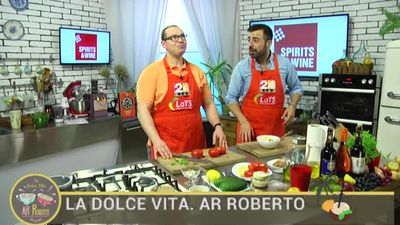 19.07.2017 La Dolce Vita. Ar Roberto 2. daļa