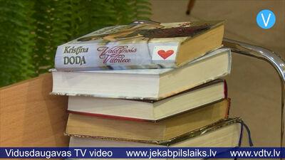 Līvānu novada Centrālā bibliotēka atsāk darbu