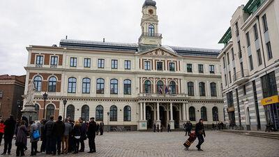 Viss liecina, ka Rīgas domes ārkārtas vēlēšanas būs 25. aprīlī, norāda Staķis