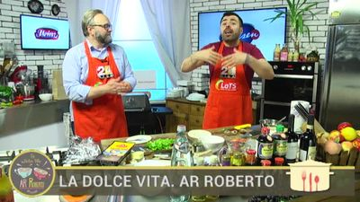 03.05.2017 La Dolce Vita. Ar Roberto 2. daļa