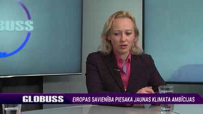Alda Ozola: Eiropas ilgtermiņa mērķis ir klimata neitralitāte līdz 2050. gadam