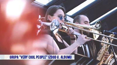 "Grupa ""Very Cool People"" izdod 6. albumu"