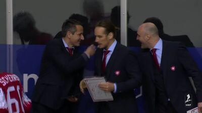 Spilgtākie momenti: Čehija pret Šveici